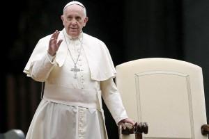 El Obispo de Roma llagará a México el viernes a las 19:30 horas.