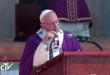 El Papa afirmó que con el diablo no se dialoga.