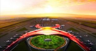 El Nuevo Aeropuerto Internacional de la Ciudad de México estará listo en 2020.