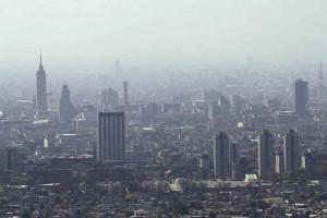 En la Ciudad de México se registran anualmente mil 200 muertes relacionados con la contaminación.