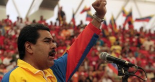 MADURO ACUSA A CAPRILES DE INTENTAR CAMPAÑA DE VIOLENCIA Y DICE QUE HABRÁ PAZ