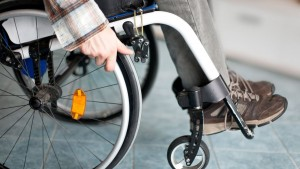 discapacidad motriz