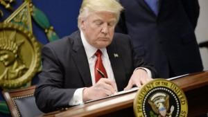 Donald Trump administración
