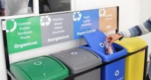 separación de basura