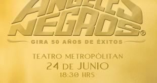 Angeles Negros Cartel 2018 Metropolitan