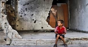 guerra en Siria niños 1