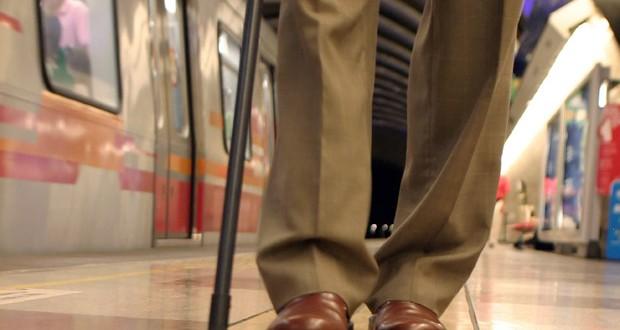 personas discpacitadas Metro 1