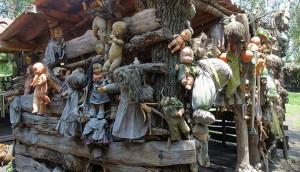isla de las muñecas mexico