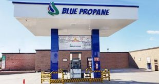 Blue Propane
